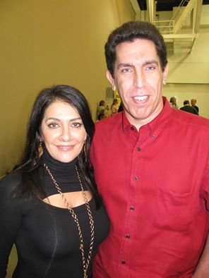 Happy Birthday to Marina Sirtis!