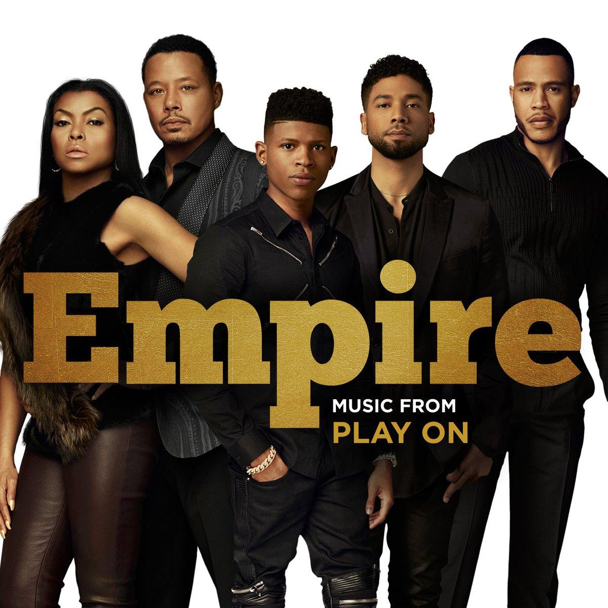 RT @EmpireFOX: Can't get enough #Empire music? Listen here. https://t.co/J5YkFjne24 https://t.co/3kkwzHvN6W
