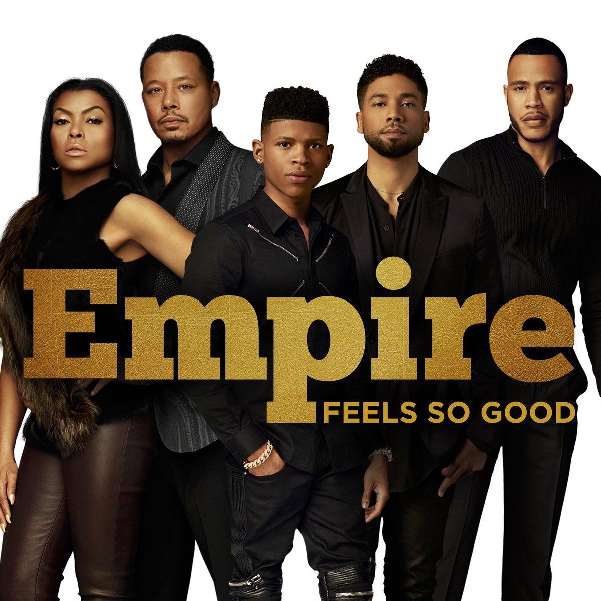 "RT @EmpireFOX: Download ""Feels So Good"" by @JussieSmollett & @TheRue on @AppleMusic now. https://t.co/oQTsPr1mSc https://t.co/6iEfXBZXIC"