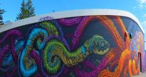 Street Art in Napier: Murals for Oceans via @thelindfields https://t.co/BjIqrkV1Zd #tr ...