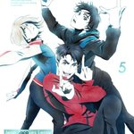 「ユーリ!!! on ICE」Blu-ray&DVD第5巻ジャケット&特典情報を解禁しました!!!5巻には勇利、