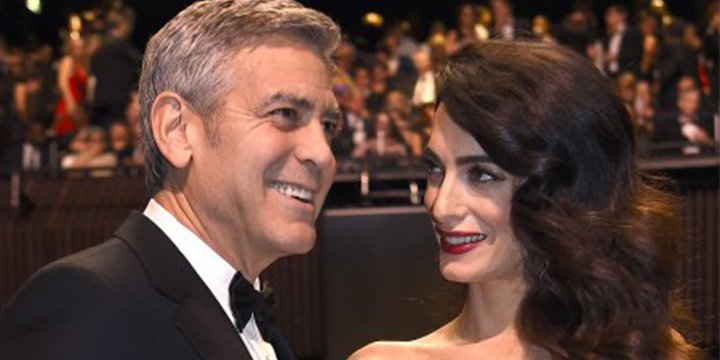 What Amal won't let George Clooney name their twins ?