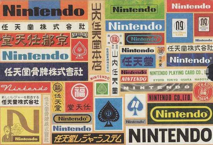 RT @gamesfreezer: Nintendo Through The Years... #nintendo #nostalgia https://t.co/3mqY2LFMGp https://t.co/IZ0sxgf7v3