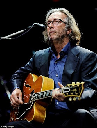 Happy Birthday Sir Eric Clapton....