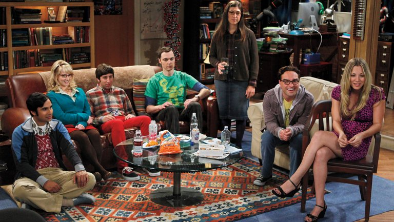 Why the 'Big Bang Theory' stars took surprising pay cuts