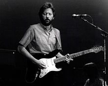 Happy birthday Mr Slowhand Eric Clapton.