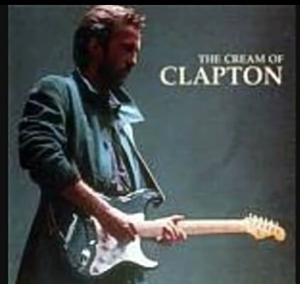 Forever man Eric Clapton Happy Birthday Mr Clapton