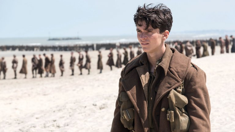 Intense new footage of Christopher Nolan's Dunkirk stunned the audience at CinemaCon