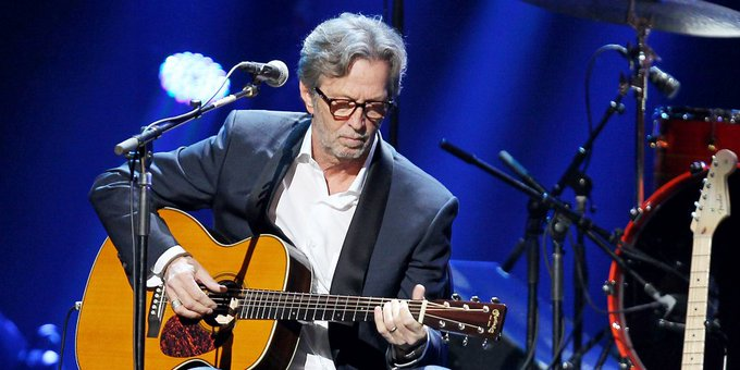 Happy Birthday Eric Clapton,Tobias Hill,Piers Morgan, Martina Cole,Paul Reiser, Margaret Fingerhut & Stuart Dryburgh