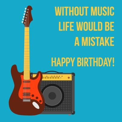 Eric Clapton, Happy Birthday! via