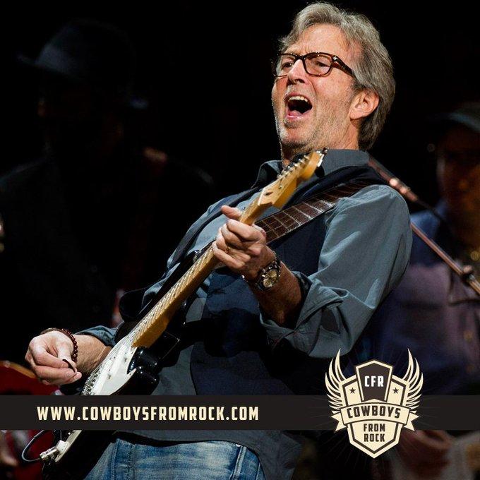 Feliz Cumpleaños /Happy Birthday Eric Clapton