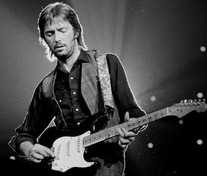 Happy Birthday Eric Clapton!