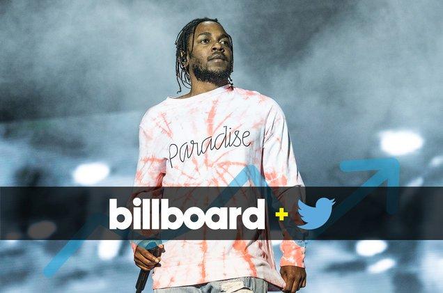 .@KendrickLamar's 'The Heart Part 4' debuts at No. 1 on Billboard + Twitter Top Tracks chart https://t.co/05gtIgEef6 https://t.co/XHrTKSqQ2j
