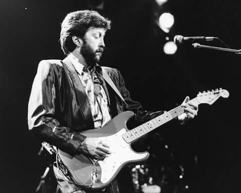 birthday Eric Clapton