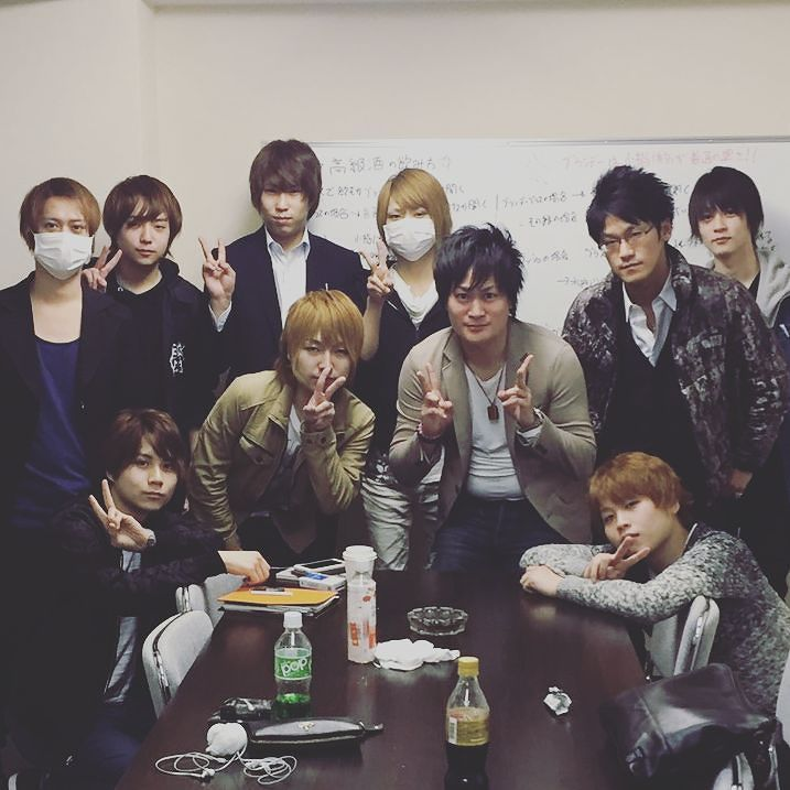 【Kingdom Birth】講習会!!『意味のある接客とは』についてみんな熱くディベートしました!! #横浜ホスト #