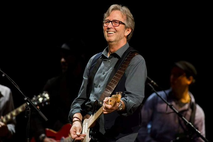Happy 72th Birthday to Sir Eric Clapton!