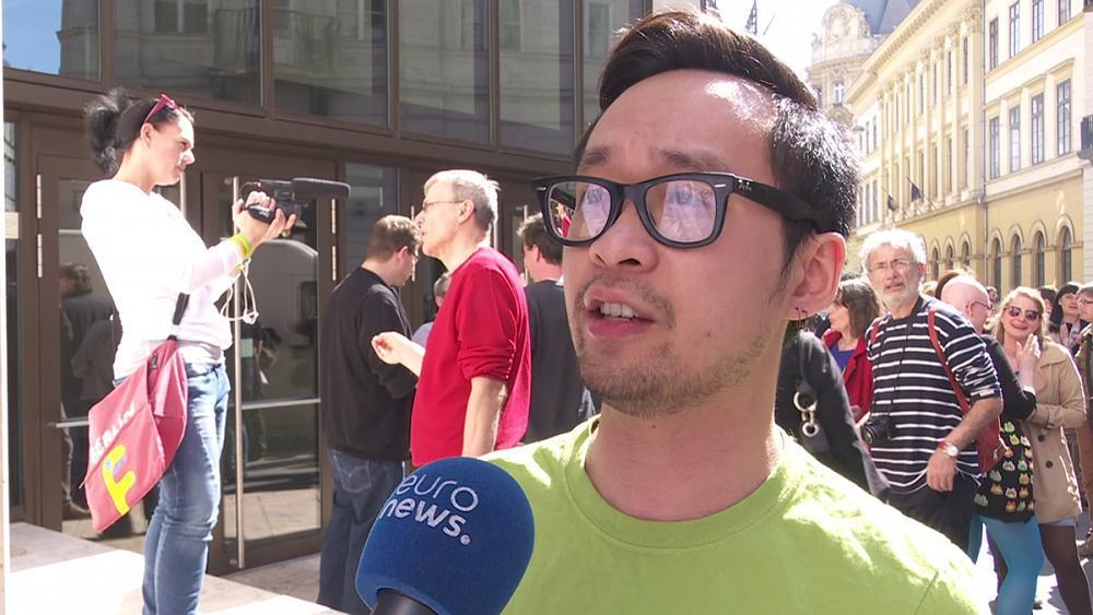 Hungary: university legislation dispute spills out onto the streets