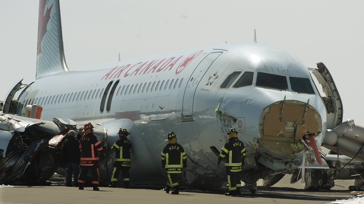 Air Canada lawsuit accuses Airbus of negligence in Halifax crash landing