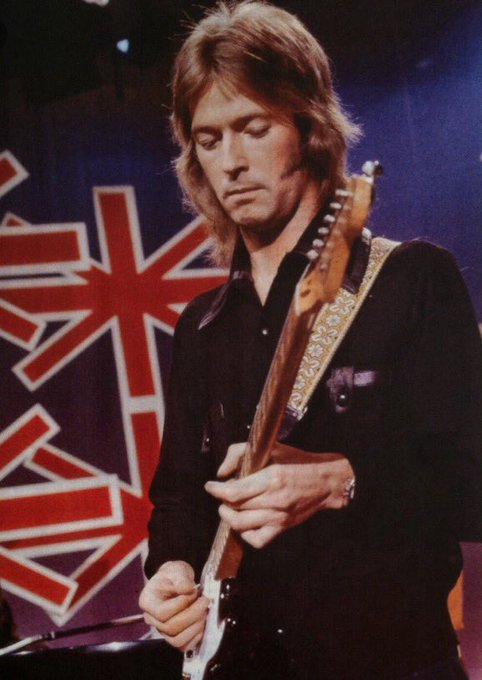 Happy Birthday to my idol Eric Clapton