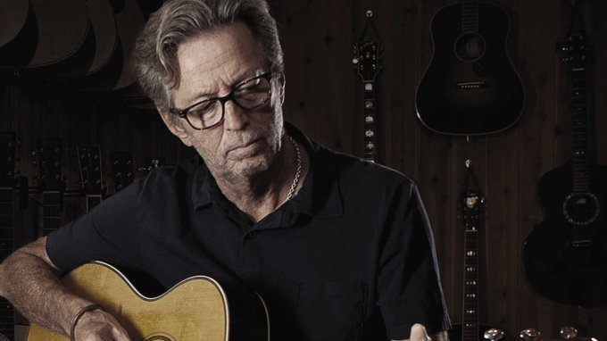 Happy Birthday Eric Clapton: Jamming In The Studio Spotify Playlist