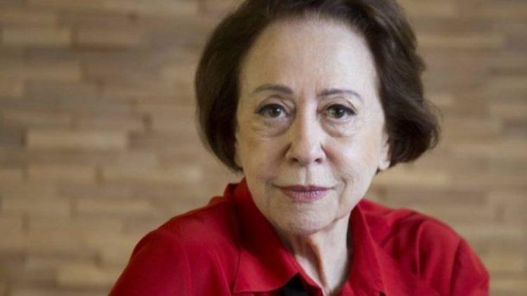 Fernanda Montenegro puxa 'Fora Temer' em Festival de Teatro de Curitiba