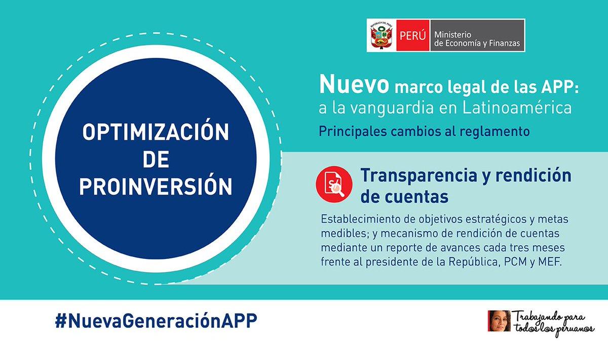📢 transparencia y rendición de cuentas en nuevo marco legal de las ...