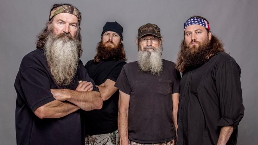 Rolling Stone calls 'Duck Dynasty' Christian-right hillbillies  via @toddstarnes