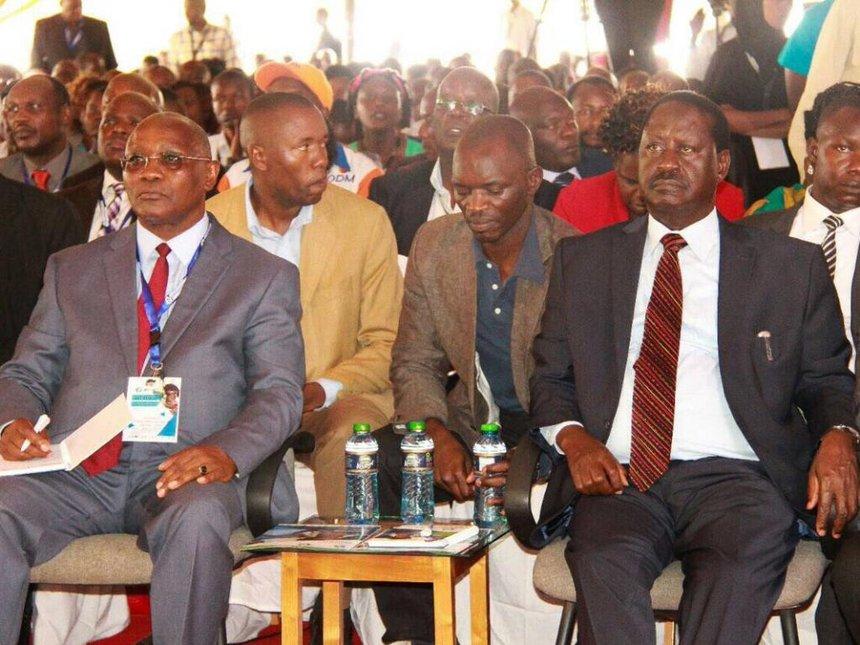 Shelve plan to hire 500 Tanzanian doctors, employ jobless graduates - Raila