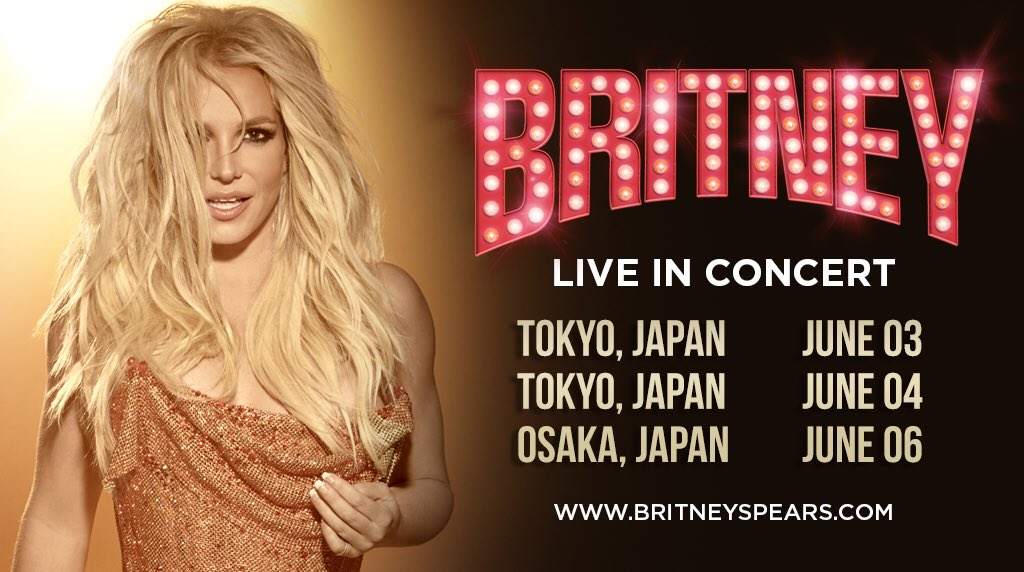 So excited to be back in Japan this summer for 3 days of shows ❤ Tickets go on sale May 7! https://t.co/pdimgeGpwQ