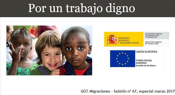 RT @UGT_Comunica: UGT #Migraciones