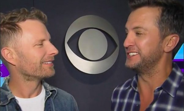 Luke Bryan has some pretty terrible ACM Awards hosting advice for Dierks Bentley: