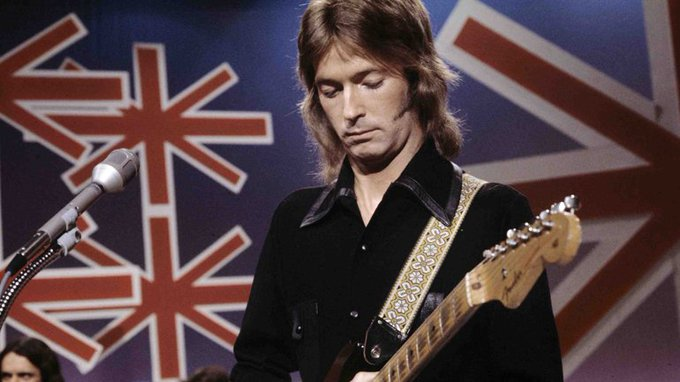 ERIC CLAPTON no es de este mundo: nada más que declarar | Happy birthday wherever you are, God