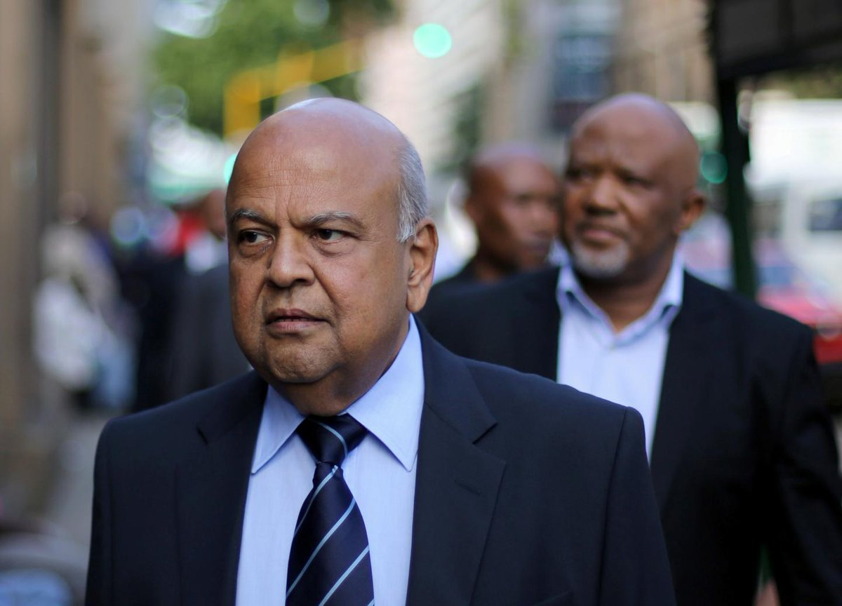 South Africa's president is planning a very controversial cabinet reshuffle