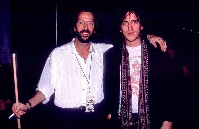 Happy 72. birthday Eric Clapton!   clapton stradlin rock
