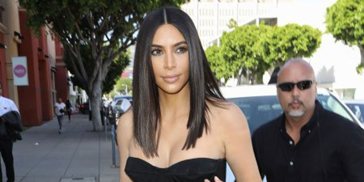 Kim Kardashian debuts a new short 'do the same day Blac Chyna brings back her 'Cher hair'