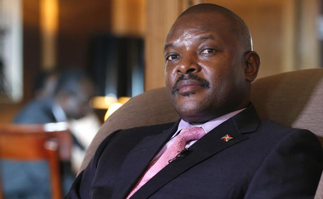 Nkurunziza says there's now political stability in Burundi