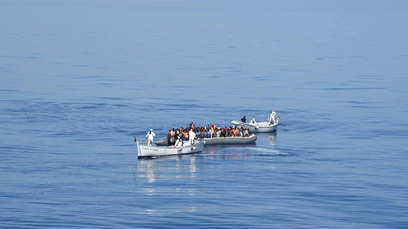Aid groups cut death toll from shipwreck off Libya
