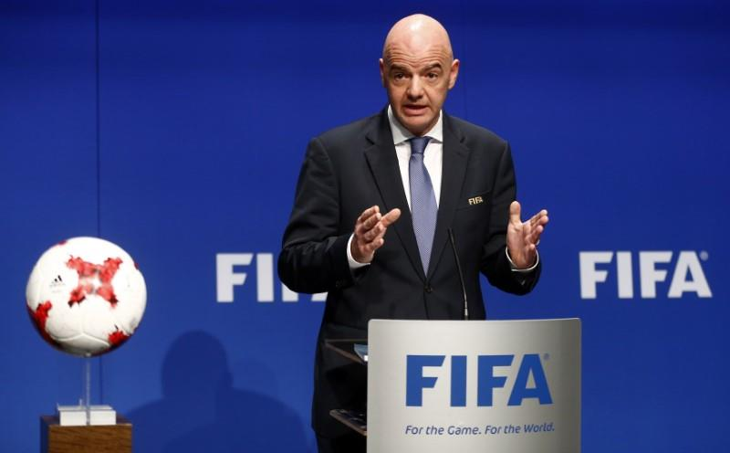 FIFA hands 1,300-page corruption report to Swiss authorities - Football