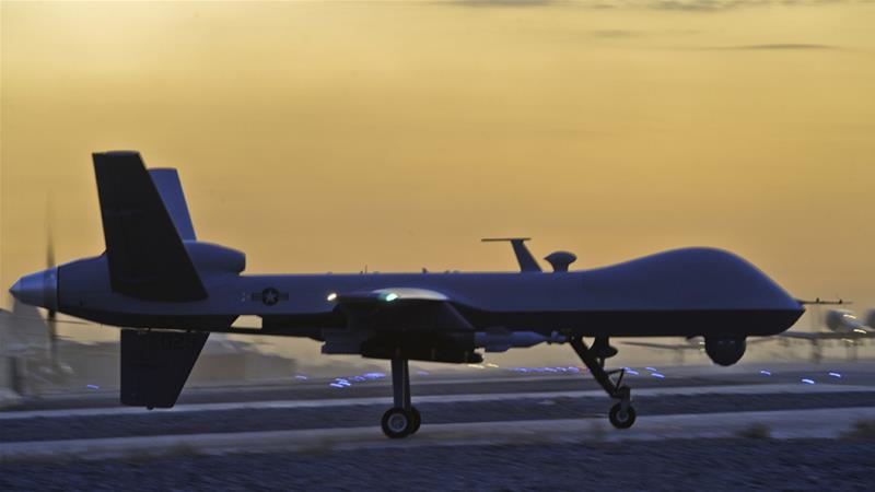 Journalists allege threat of drone execution by US