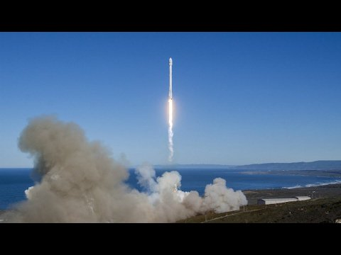 VIDEO -  SpaceX re-launches used rocket for first time