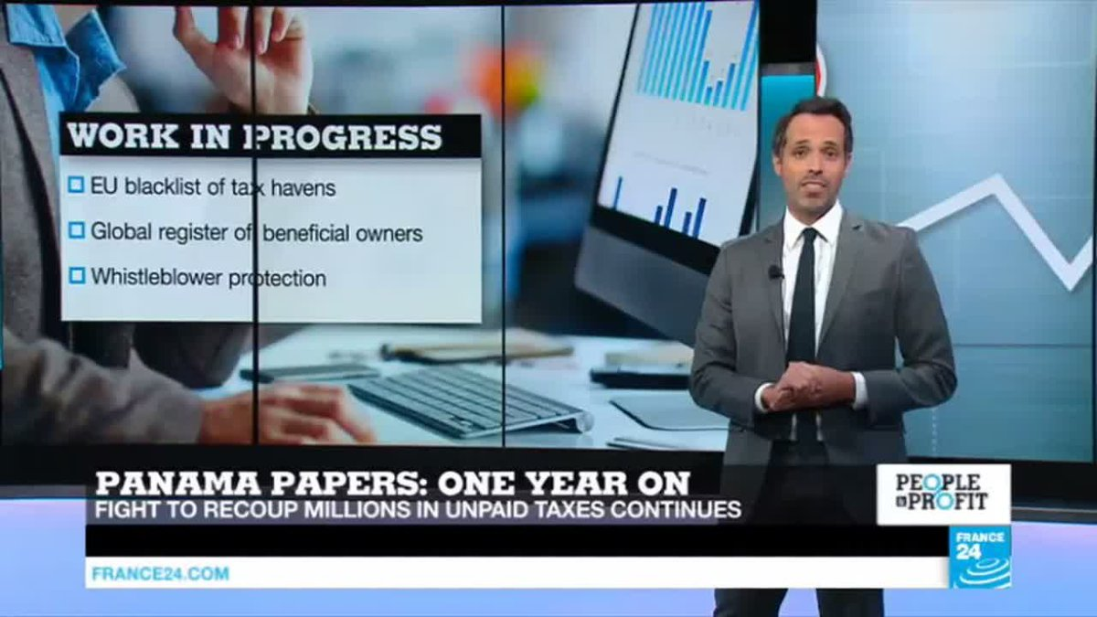VIDEO -  Panama Papers: One year on