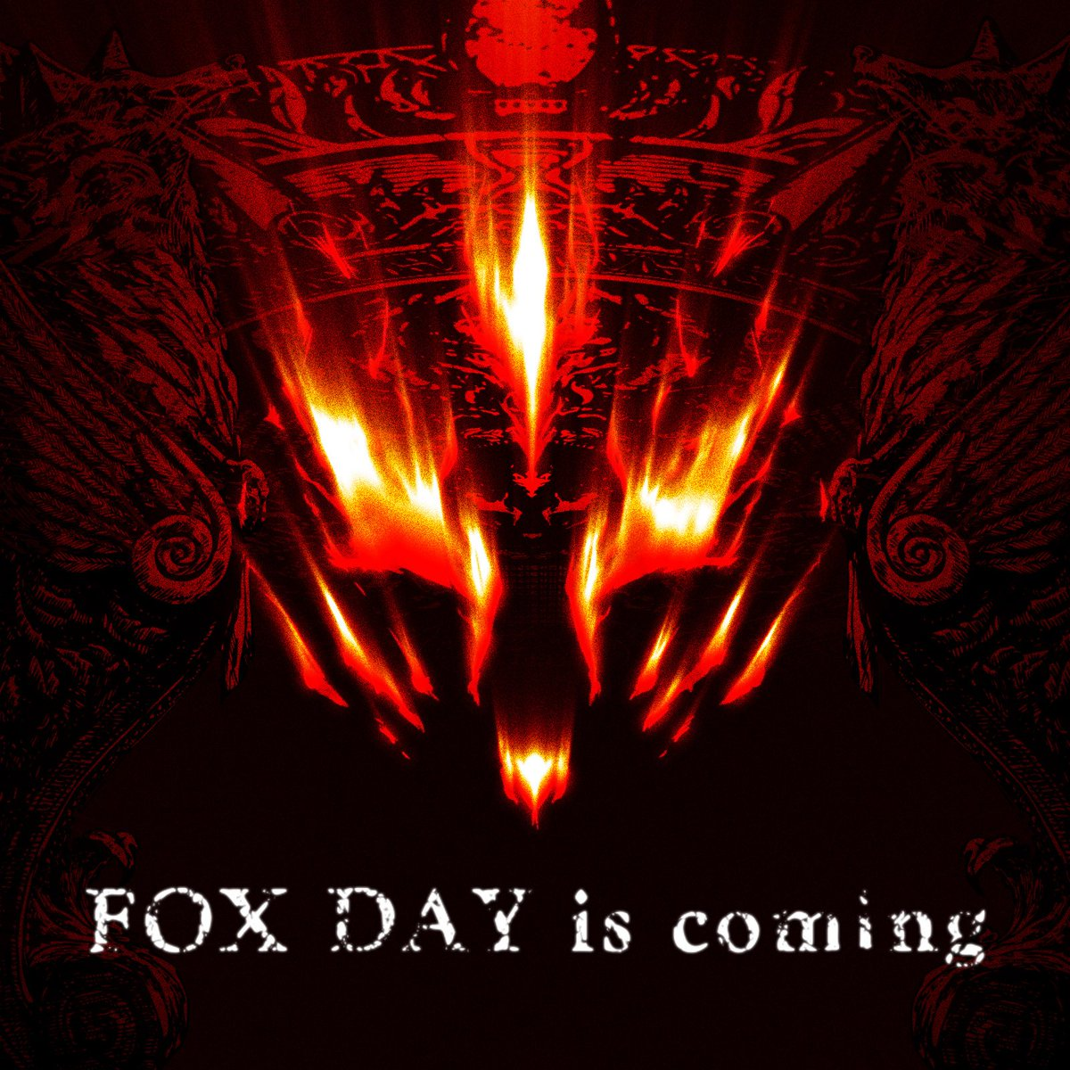 FOX DAY is coming!! V/ #BABYMETAL #FoxDay https;//t.co/5IMUH1iSFx