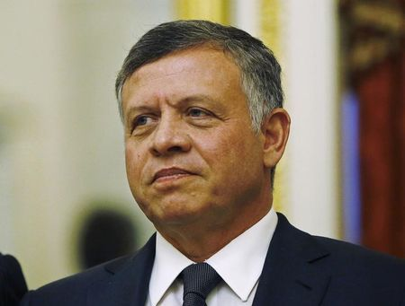 Trump to host Jordan's King Abdullah on April 5: White House