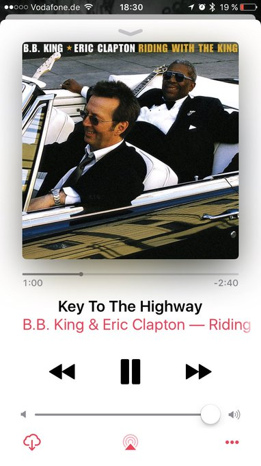 Key To The Highway B.B. King & Eric Clapton Happy Birthday