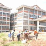 Expansion of Othaya Level 4 hospital likely to be completed in May, says PS