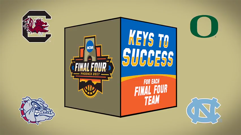 A bit of insight on what to expect during the #NCAA #FinalFour matchups. https://t.co/Q9EnLsQ1ya