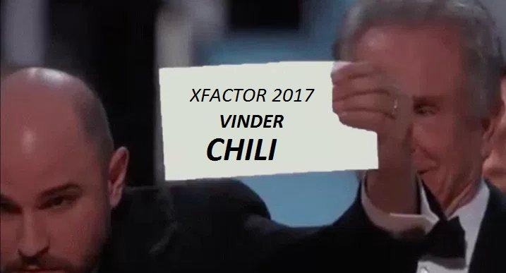 #xfactordk