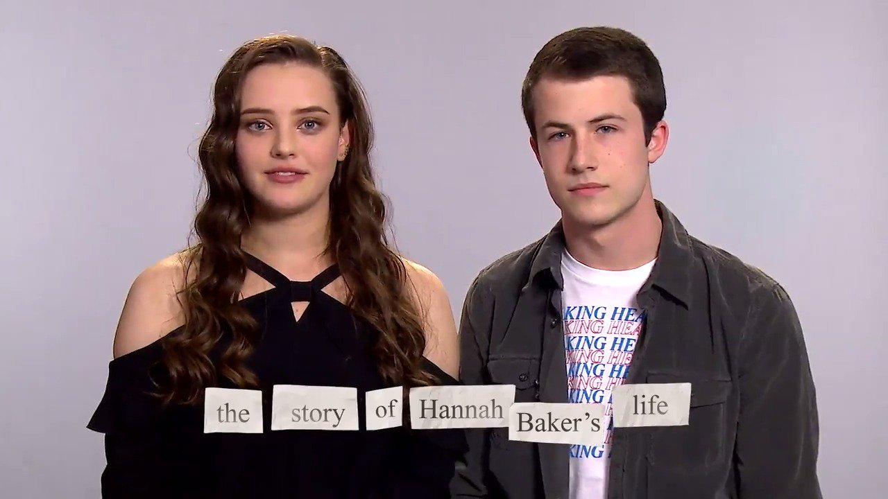 The story of Hannah Baker's life isn't easy to tell, but it's as real as it gets. @13ReasonsWhy is now streaming. https://t.co/oT5fmfbqoB