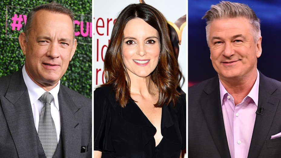 Watch live: Alec Baldwin, Tina Fey, Tom Hanks host ACLU telethon