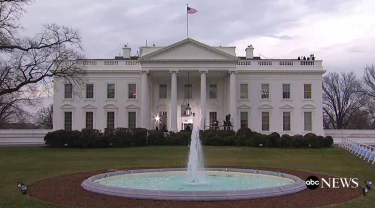 The White House will be illuminated in blue on Sunday to mark World Autism Awareness Day.